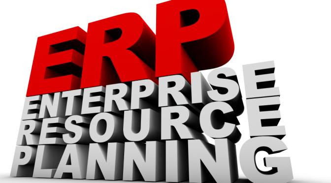 L'ERP au sein des entreprises
